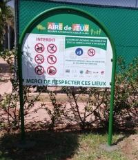 panneau-Signalétique de sécurité-signalétique-bancaire-casablanca-Maroc