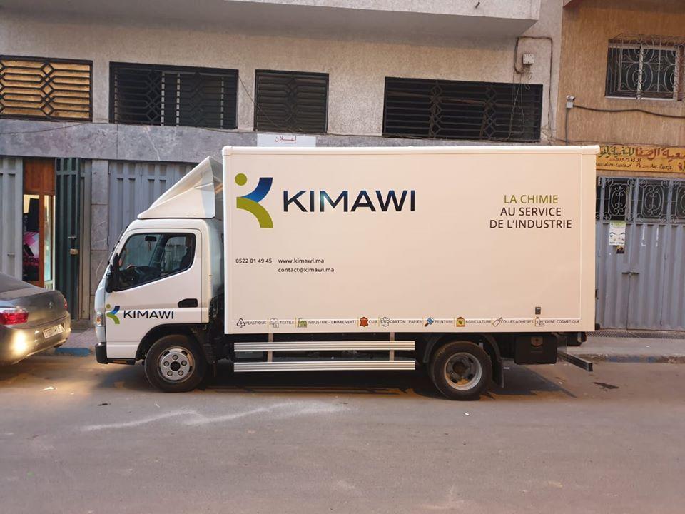 habillage de camion h100 hyundai bache et vinyle maroc.jpeg