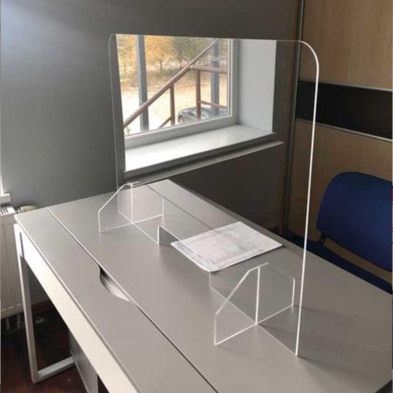 Visières--plexiglass-de-protection-séparation-transparente--pour-bureau-plexiglas-coronavirus-maroc-casablanca
